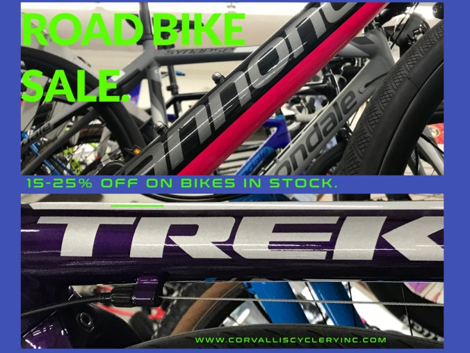 Spring road bike sale (1)